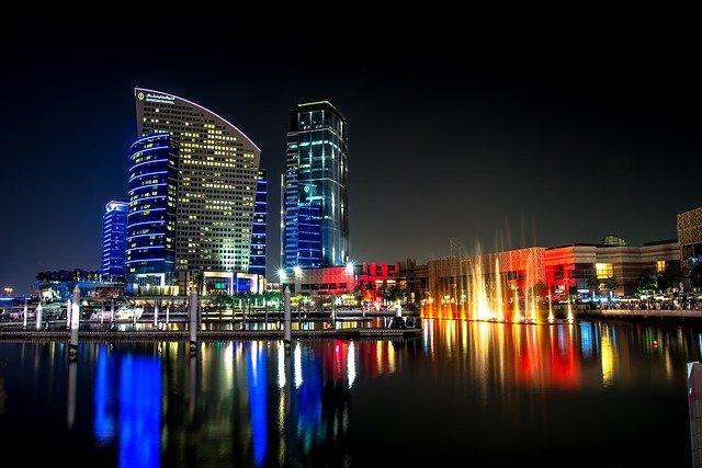 בתי מלון בדובאי