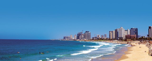 החופים הכי יפים בישראל